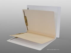 Classification Folders (Mylar Laminated, End Tab), Acme Visible - 2