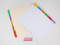 Made To Order Supplies, Acme Visible - 4