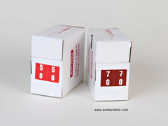 Acme Visible Numeric Colour Coded Labels - K4210 Series, Acme Visible - 3