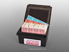 Acme Visible Alphabetic Colour Coded Labels - K5214 Series (Package), Acme Visible - 4