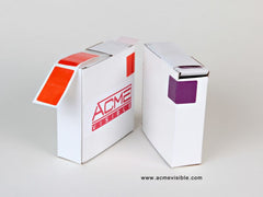 Acme Colour Designation Labels - K7600 Series, Acme Visible - 3