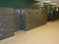 Lateral Movable Shelving and Cabinets, Spacefile - 2