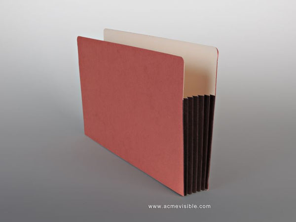 Expansion File Pockets (Top Tab, Double Ply), Acme Visible
