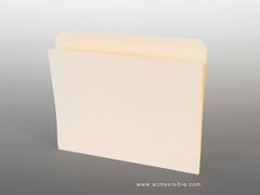 Top Tab Folders (Full Straight Cut), Acme Visible - 1