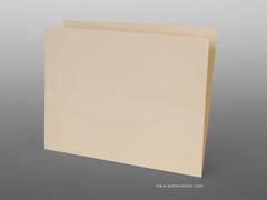 Heavy Duty Top Tab Folders (Full Straight Cut), Acme Visible - 2