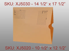 Open End X-Ray Envelopes, Acme Visible - 1