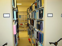 Archive Shelving and Storage, Acme Visible - 1