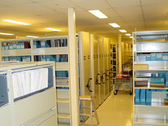 Archive Shelving and Storage, Acme Visible - 2