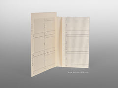 Made To Order Dental Folders, Acme Visible - 2