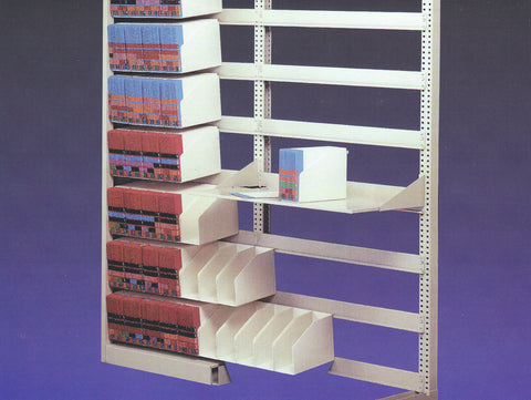 Unit File Box Shelving, Acme Visible - 1