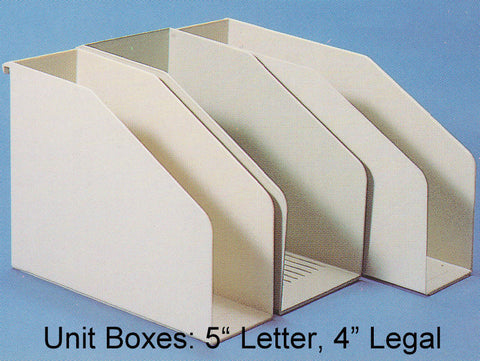 Unit File Boxes, Acme Visible