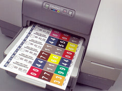 Colorflex Label Printing Software, Colorflex - 3