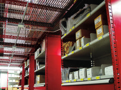 Mezzanine Shelving and Storage, Acme Visible - 2