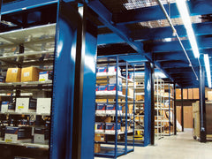 Mezzanine Shelving and Storage, Acme Visible - 3
