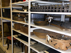 Museum and Collections Shelving and Storage, Acme Visible - 1