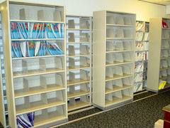 Quicksilver Mobile Shelving, Mizer - 3
