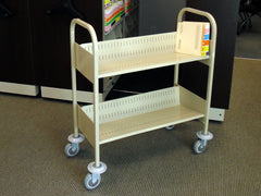 Transport Book Carts / File Carts, Acme Visible - 1