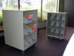 Transport Book Carts / File Carts, Acme Visible - 2