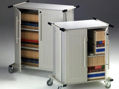 Transport Book Carts / File Carts, Acme Visible - 3