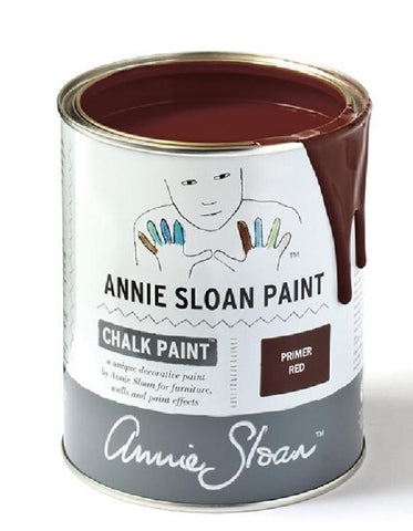 PRIMER RED chalk paint® by Annie Sloan