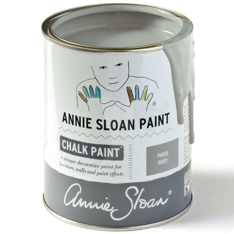 PARIS GREY chalk paint® by Annie Sloan