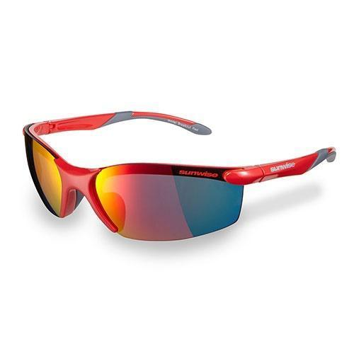 Sunwise Breakout Red Sunglasses