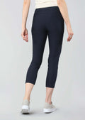 Mercury Fabric 25'' Thinny Crop Pant