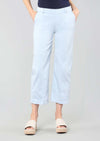 Lena Denim 25'' Cropped Trouser