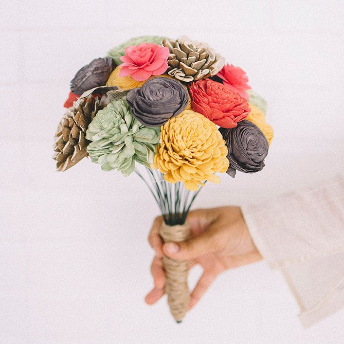 Better Together - Eco Flower - faux flowers - gift - wedding flowers