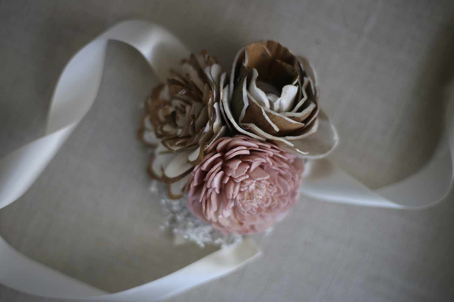 Rustic Corsage