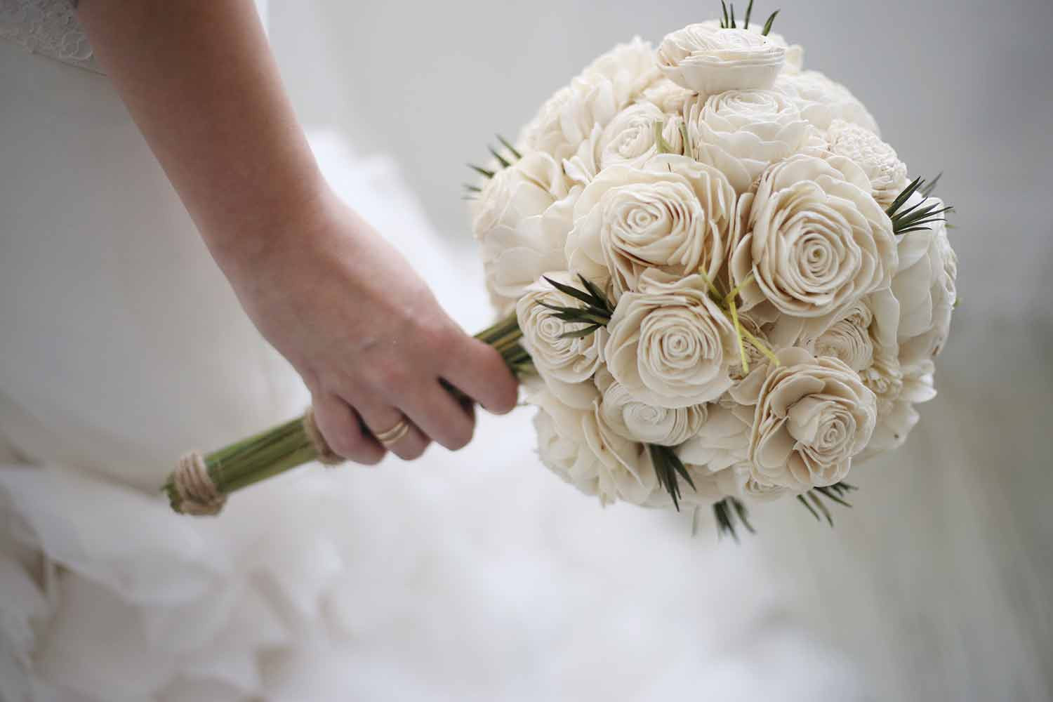 Greek Goddess Bridal Bouquet