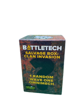 Lade das Bild in den Galerie-Viewer, BattleTech: Clan Invasion Box (EN) Kickstarter Edition