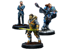 Lade das Bild in den Galerie-Viewer, Dire Foes Mission Pack Alpha: Retaliation Convention