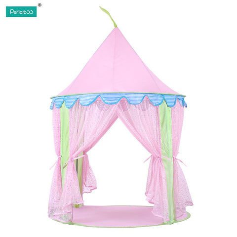 Pericross Princess Style Play House Play Tent for Girls