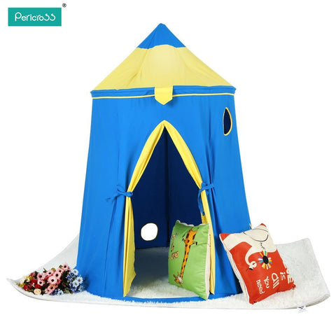 Pericross Kids Teepee Tent Children Play Tent Gamehouse for Indoor Outdoor