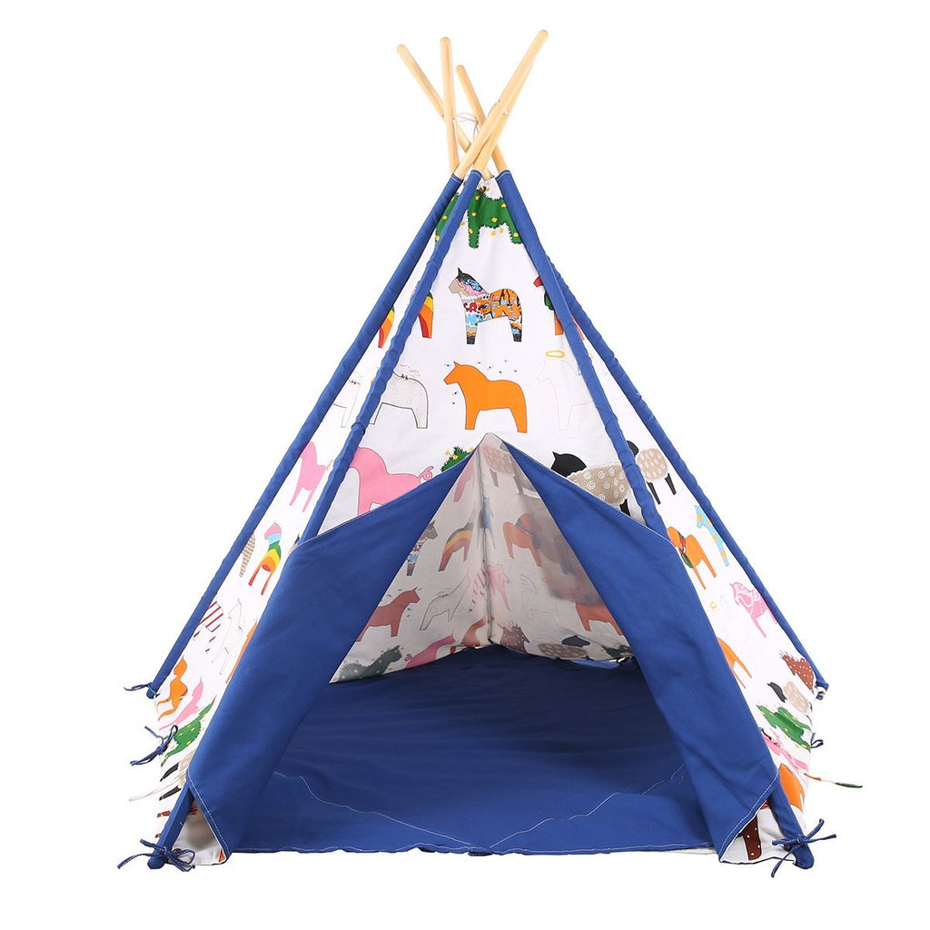 Pericross Kids Teepee Tent Indian Play Tent Childrenu0027s Playhouse for Outdoor and Indoor Play  sc 1 st  Pericross & Pericross Kids Teepee Tent Indian Play Tent Childrenu0027s Playhouse ...