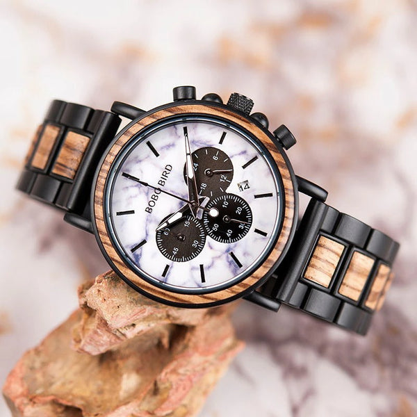 stainless steel vintage men's watch-Harmony icon