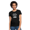 Women's T-Shirt - Love Infinity - black