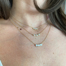 Load image into Gallery viewer, Floating Hearts Necklace