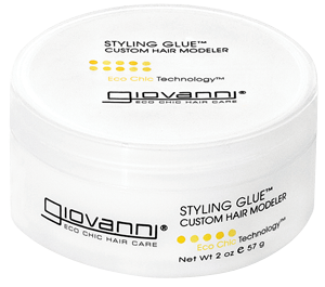 Giovanni Styling Glue Custom Hair Modeler 2oz