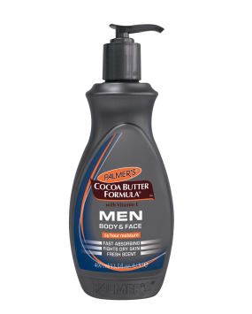 Palmer's Cocoa Butter Formula Men Body & Face Lotion 400ml