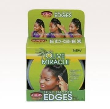 African Pride Olive Miracle Silky Smooth Edges 2.25oz. ?id=9784190151