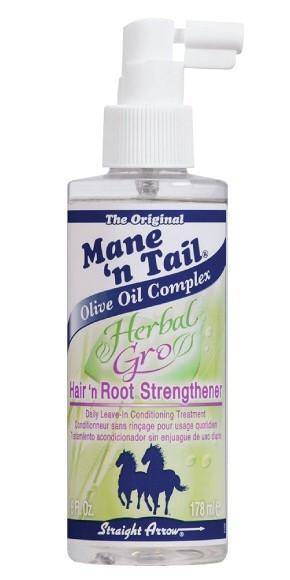 Mane 'n Tail  Herbal-Gro Hair 'n Root Strengthener 6 fl.oz.