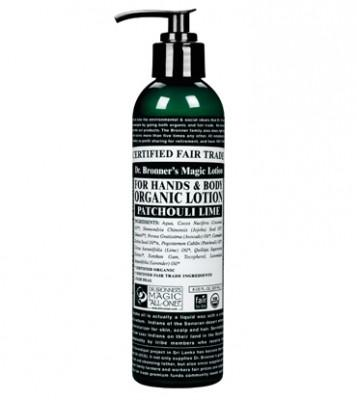 Dr. Bronner's  Organic Hand & Body Lotion Patchouli Lime 8oz ?id=9783448007