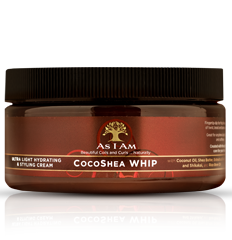 As I Am CocoShea Whip 8oz