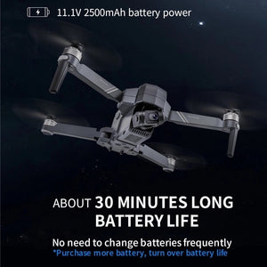 FOLDABLE 4K RC DRONE