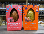 Buttermilk Dairy Free Easter Eggs