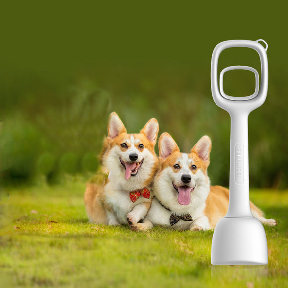 Pet Excrement Poop Pickup Scooper