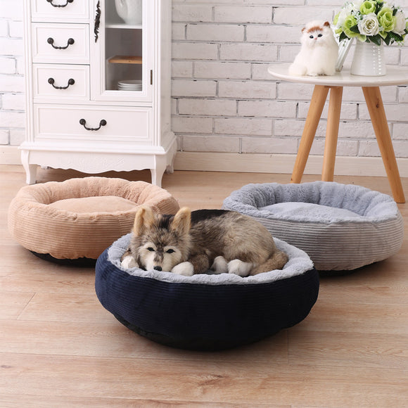 Comfy Anti-Anxiety Pet Bed
