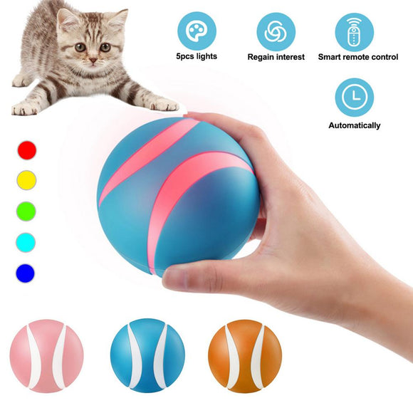 Smart Remote Control Interactive Toy Ball